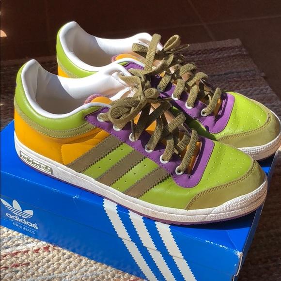 le adidas originali top ten - scarpe poshmark